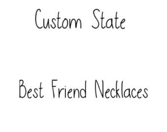 State Best Friends Charms Set