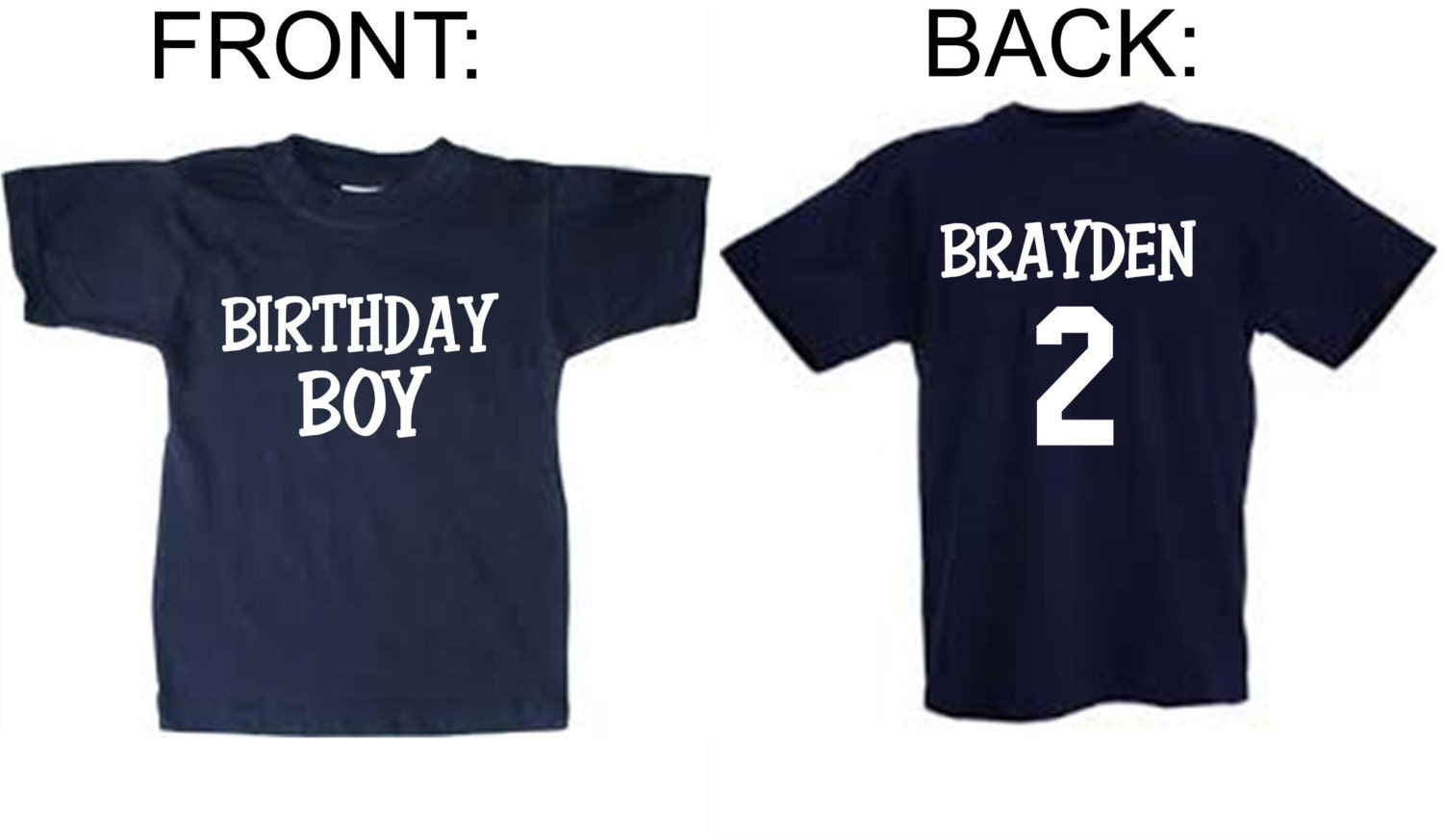Kids Personalized Birthday Gift For Person Named Randall T Shirt 12 Heather Blue Personalized tee shirt gift for Randall for his Bday, for any occasion. Simple gift .