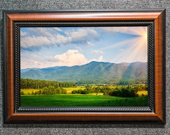 Smoky Mountains Cades Cove Summer Fine Art Photo from William Britten