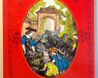 "Vintage Comtesse de Segur Book ""LES BONS ENFANTS"" in French"