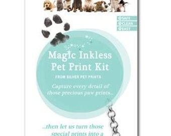 Paw Print kit (Inkless)