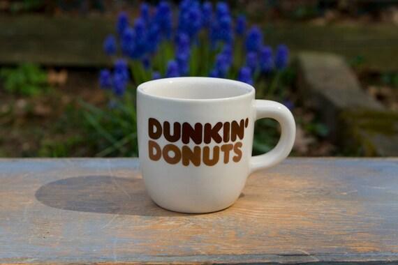 Vintage Dunkin Donuts Coffee Mug Restaurant Ware