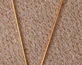 Knitting Needles US Size 9