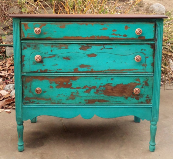 commode vintage a peindre