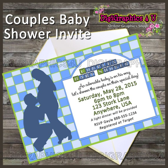 printable personalized couples themed boy baby by digigraphics4u