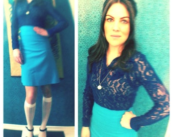 1960's skirt xs/s