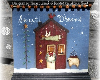 Sweet Dreams, email pattern packet, by Sharon Bond