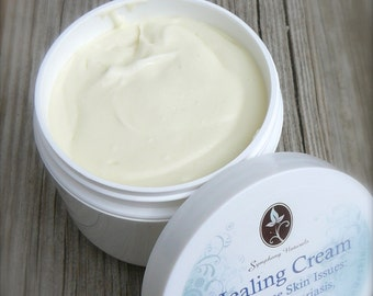 All Natural Healing Cream For Intense Skin Issues