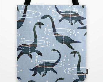 """Nessie - Tote bag 16""""x 16"""""""