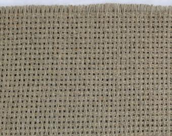 Burlap Double Stitched Table Runner, thicker weave, unique, rustic, primitive, weddings, events, events, parties (BHT-Rxx)