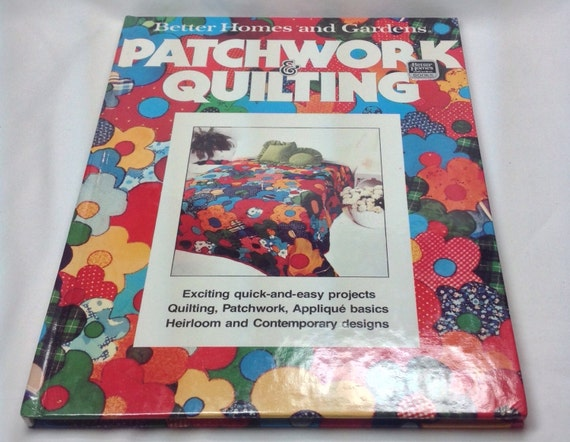 Vintage Patchwork And Quilting By Meredith Hardcover Book