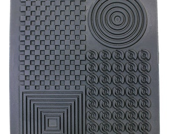 Texture Stamp - OpArt by Lisa Pavelka  (PN4732)