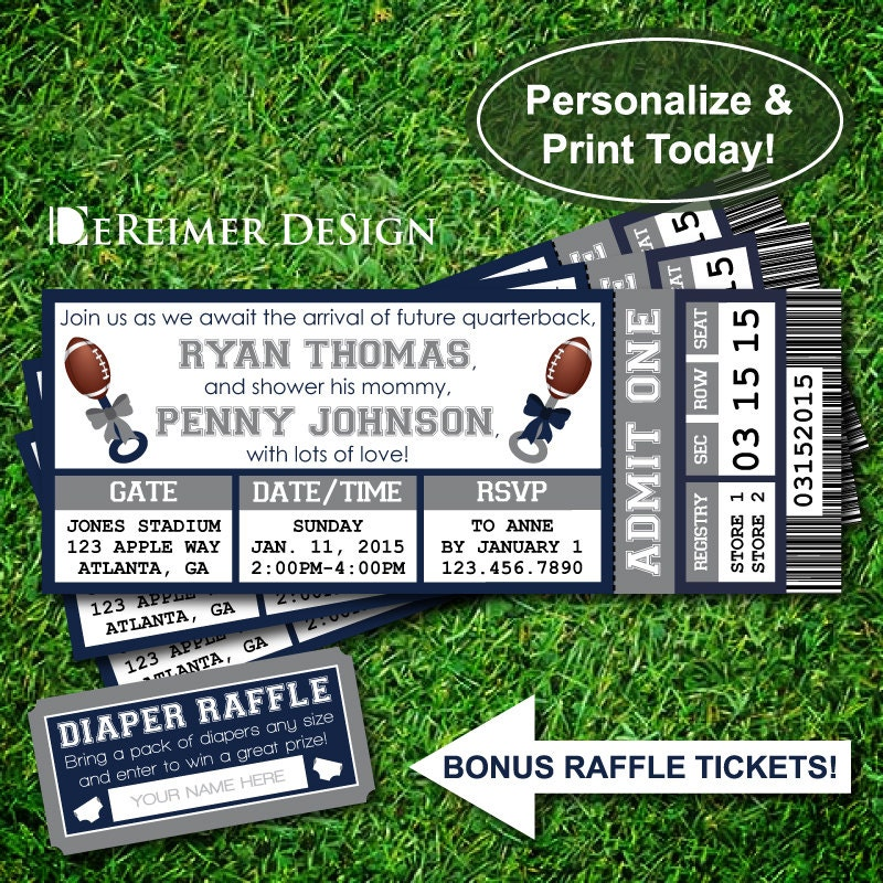 raffle tickets to print
