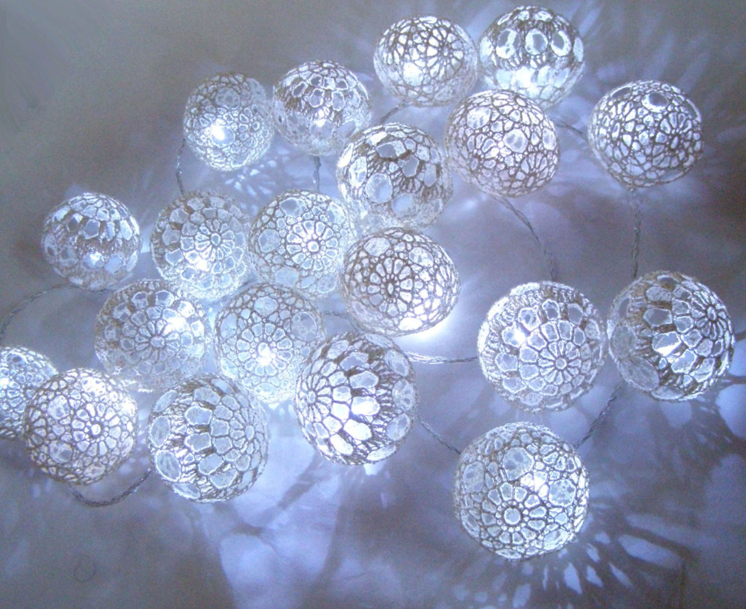 String led lights fairy lights party lighting bedroom decor - String lights for bedroom ...