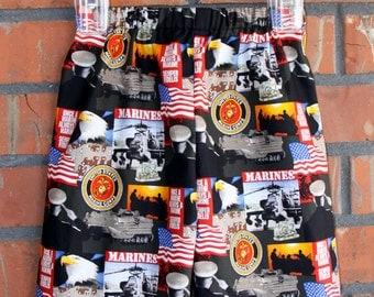 Children's  - Marine Corps Lounge Shorts