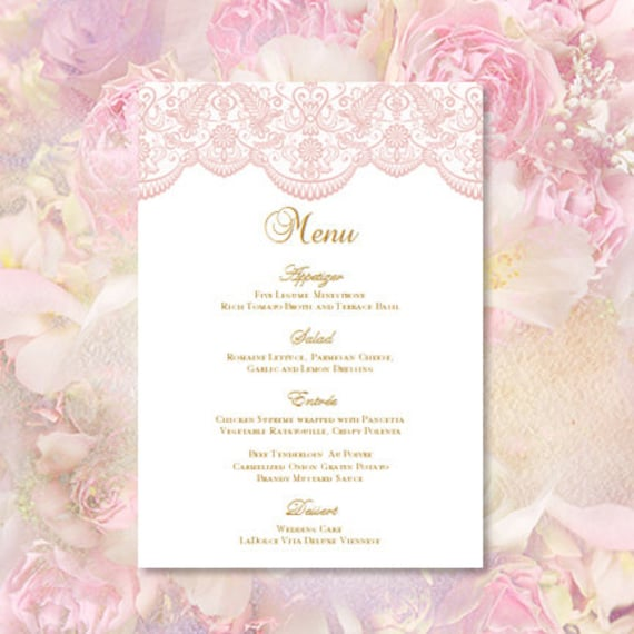 Matrimonio In Italiano : Matrimonio stampa menu