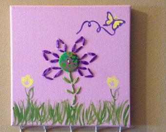 Kids Flower Jewlery Display  FREE Shipping