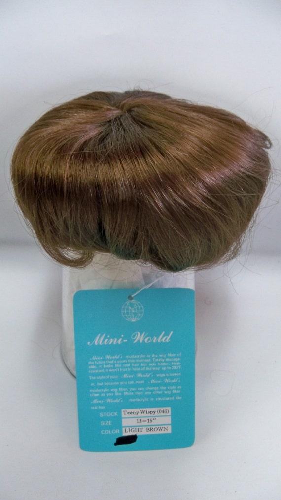 Wig Dollhouse Doll 67