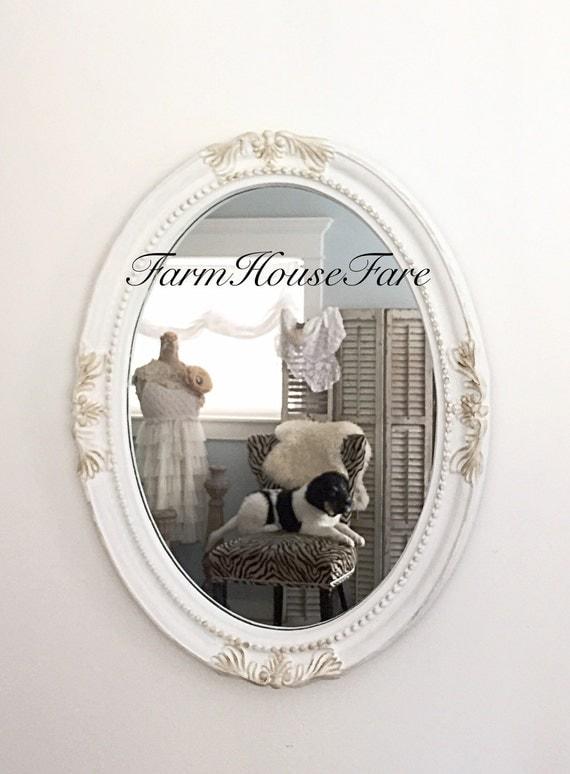 Ornate bathroom mirror large wall decorative baroque mirror for Baroque bathroom mirror