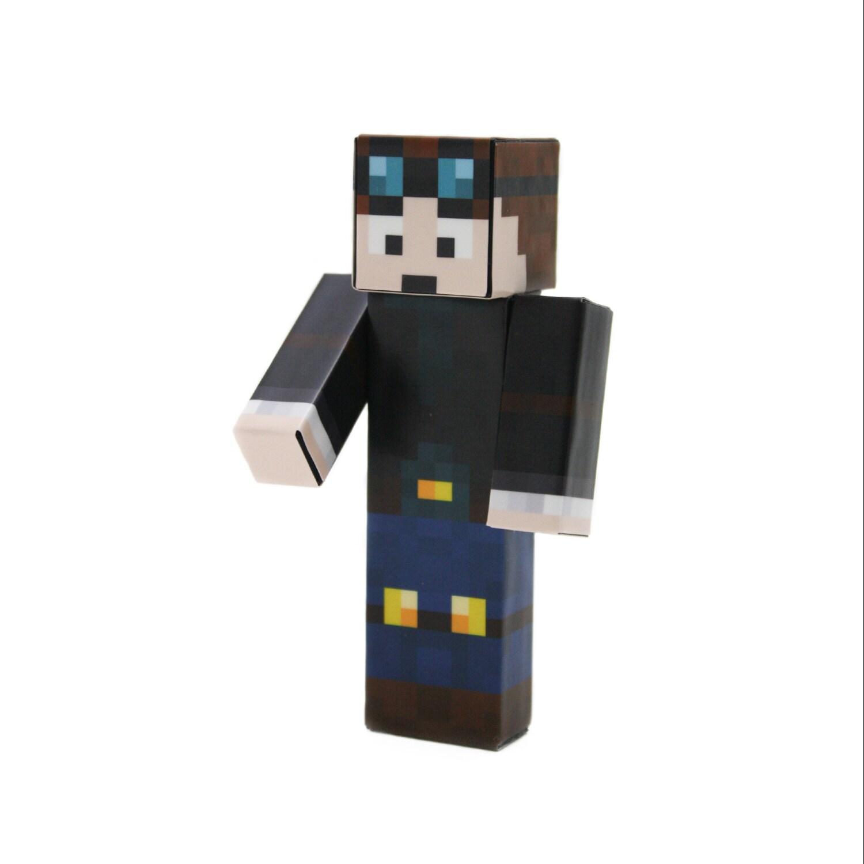 Miner Boy By Endertoys A Plastic Toy
