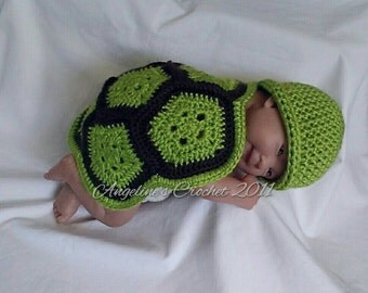 Newborn turtle prop, turtle prop, newborn prop, baby turtle, newborn turtle, crochet turtle, newborn gift, baby, gift, photo prop