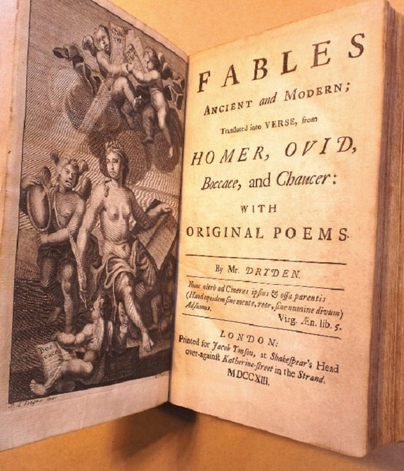 an introduction to the fable in ancient greece Aesop's fables, or the aesopica, is fable as a genre when and how the fables arrived in and travelled from ancient greece remains uncertain.
