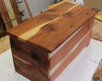 cedar chest storage chest wooden chest graduation gift wedding gift keepsake