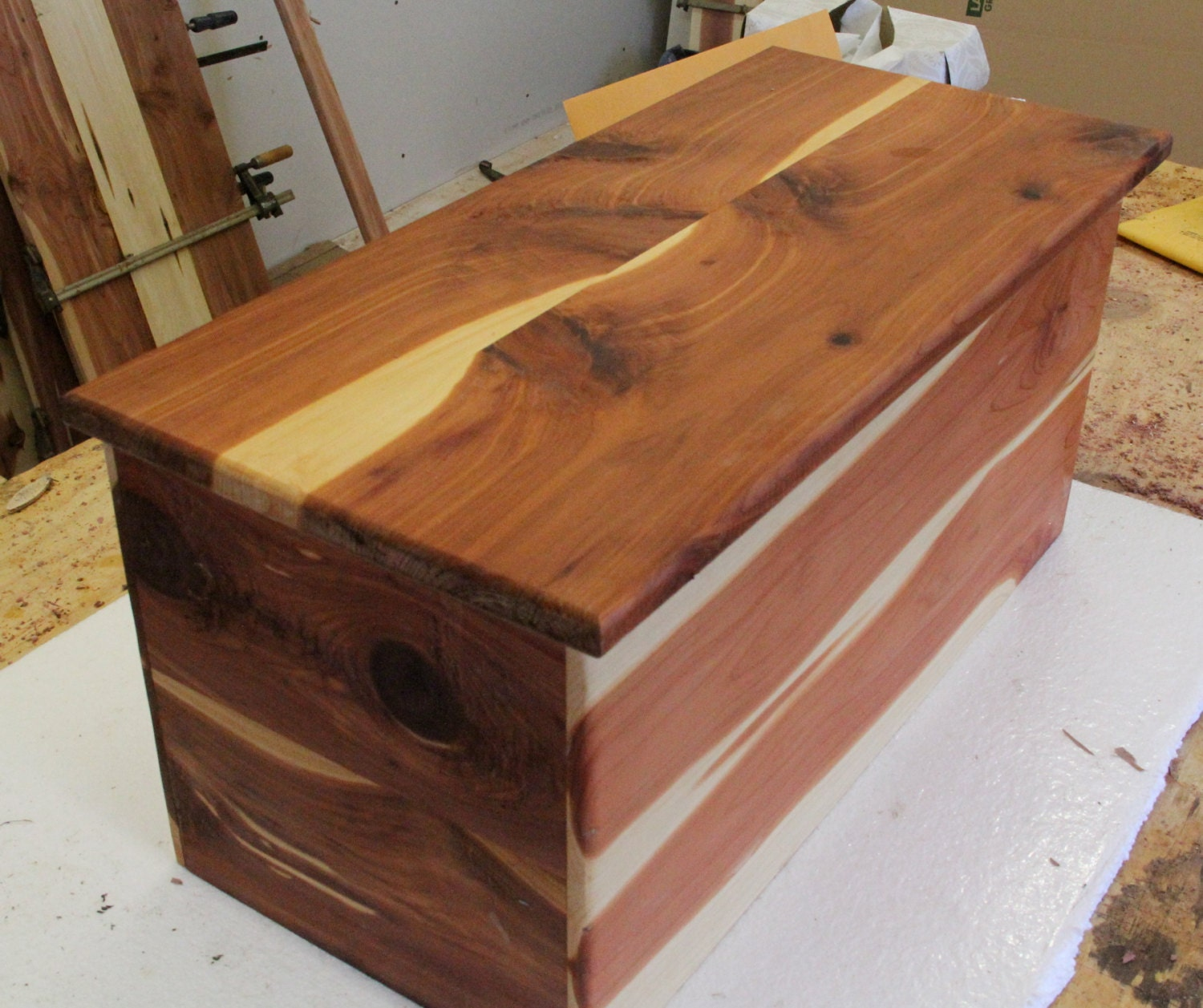 Cedar Chest Storage Chest Wooden Chest Graduation Gift