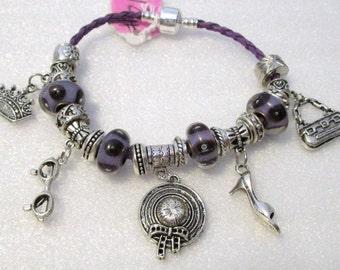 811 - Purple Accessorize Bracelet