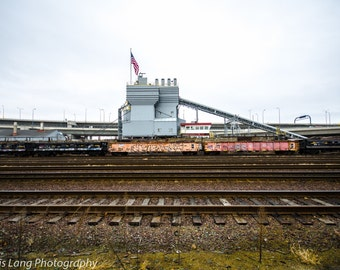 MBTA Commuter Rail Cityscapes