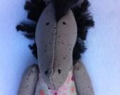 "WHOA NELLIE Soft Horse Doll - ""Wind"""