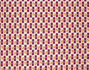 SALE Franklin - Checkerboard Bloom Glade - Denyse Schmidt - Free Spirit / Westminster (PWDS088.GLADE)