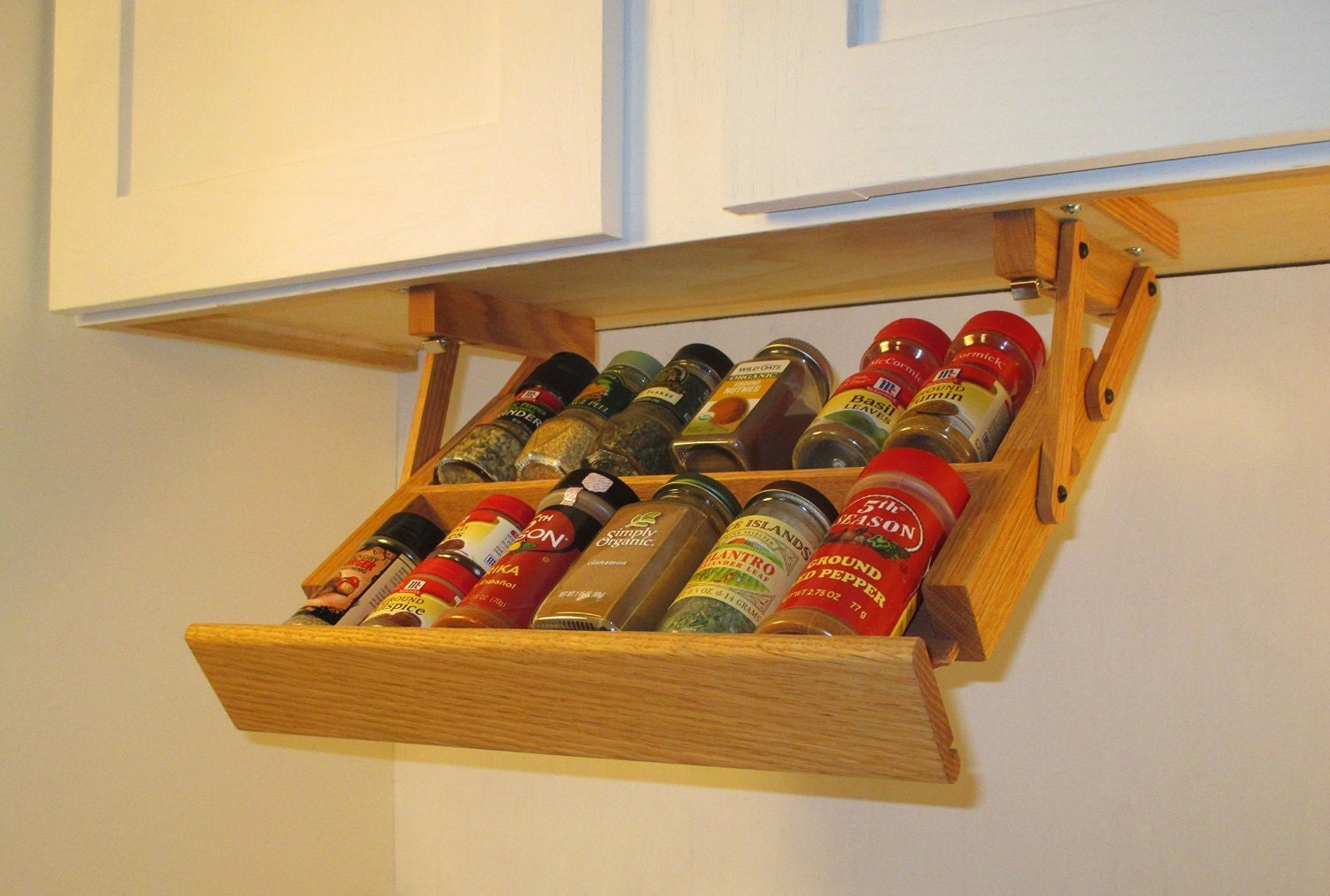 Ultimate Storage Packed Kitchens: Ultimate Kitchen Storage Under Cabinet Mini By