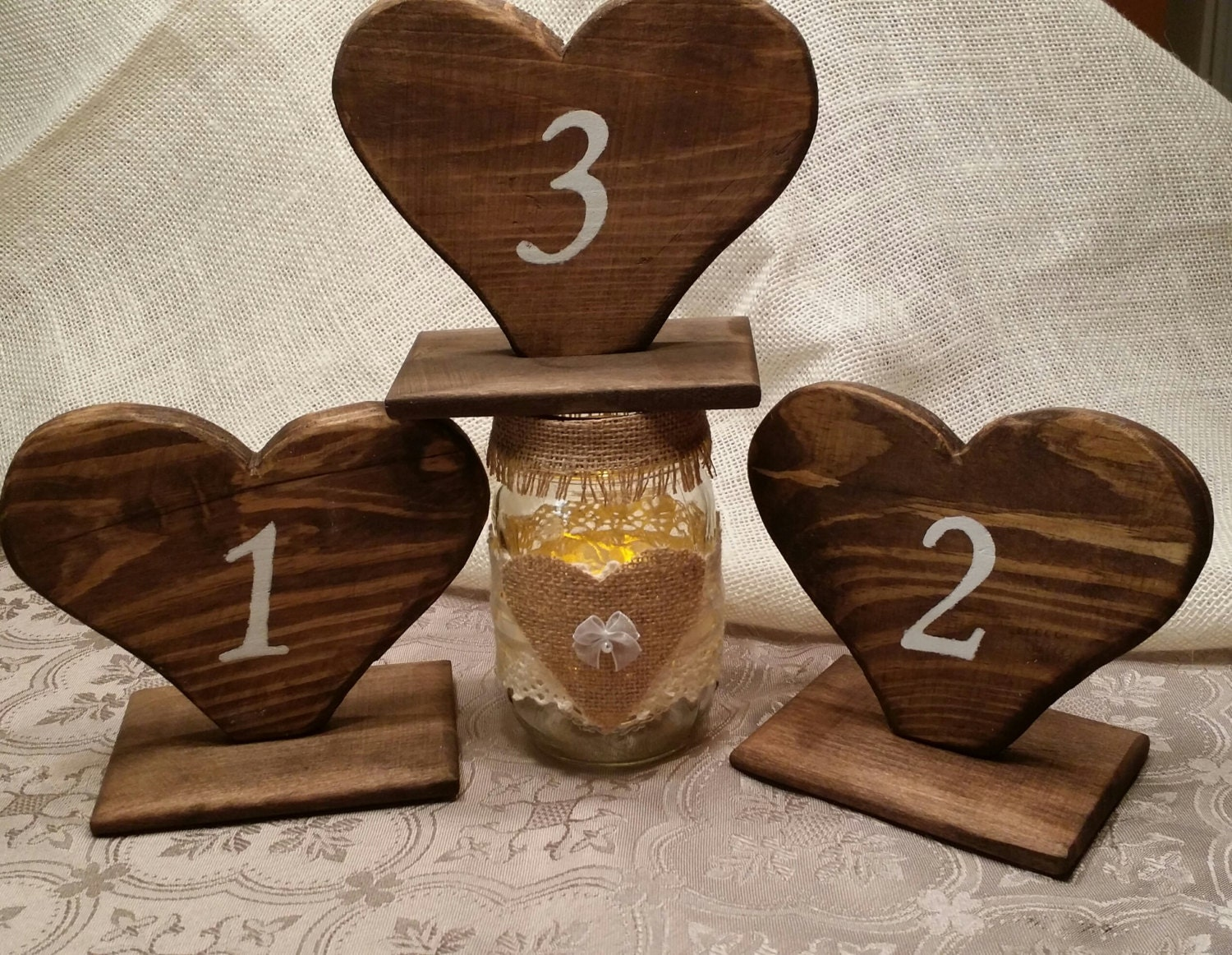 Rustic Wedding Table Numbers Heart Shaped Wood Table. Shabby Chic Dining Table. Chrome Orb Chandelier. Low Profile Headboard. Brass Sink. Double Lift Top Coffee Table. Shaker Cabinet Doors. Lucite Desk. Turquoise Kitchen Decor