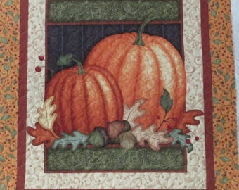 Wall hanging Pumpkin Harvest
