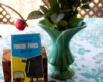 Vintage 1960's 1970's Fondue Forks