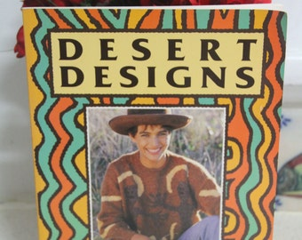 Desert Designs Knit book