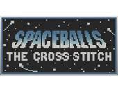 Spaceballs - The Cross Stitch - Counted Cross Stitch Pattern (X-Stitch PDF)