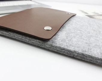 "Felt Macbook Pro 13.3"" sleeve, Macbook 13"" sleeve, Macbook 13.3"" case, Macbook Pro Case, Macbook Pro Sleeve, Laptop sleeve, macbook case 325"