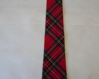 Cool 1960s  Rockabilly Tie