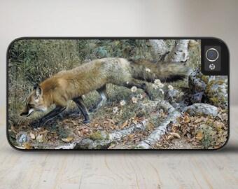 "Fox iPhone 5s Case, Fox iPhone 5 Case, Fox iPhone Case Protective Phone Case ""Pathfinder"" 50-3123"