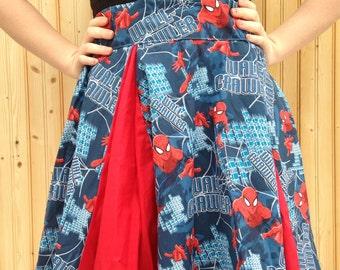 Spider Man Skirt