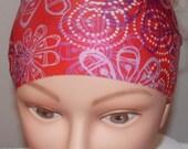 Yoga Headband-Fitness Headband-Running Headband-Workout Headband-Spandex Headband-Boho Headband-Non-Slip Headband