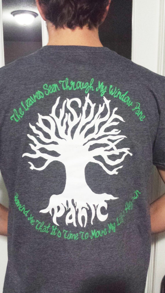 Widespread Panic T Shirt Design