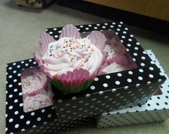 Cupcake Bath Fizzie's