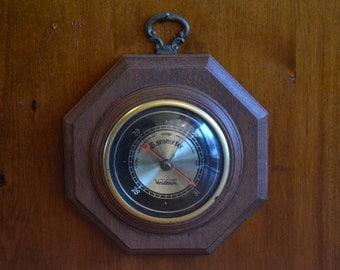 Vintage Verichrom Barometer
