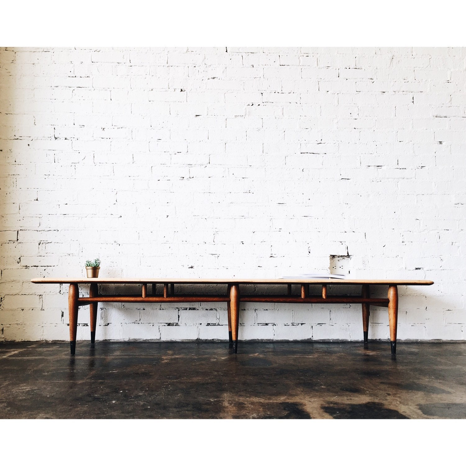 Mid Century Coffee Table By Lane By PROPAGATION On Etsy
