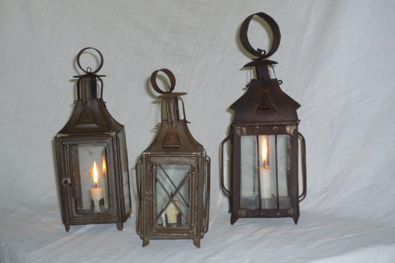 Lampe tempete avec bougie lanterne en verre achat vente - Lanterne avec bougie exterieur ...