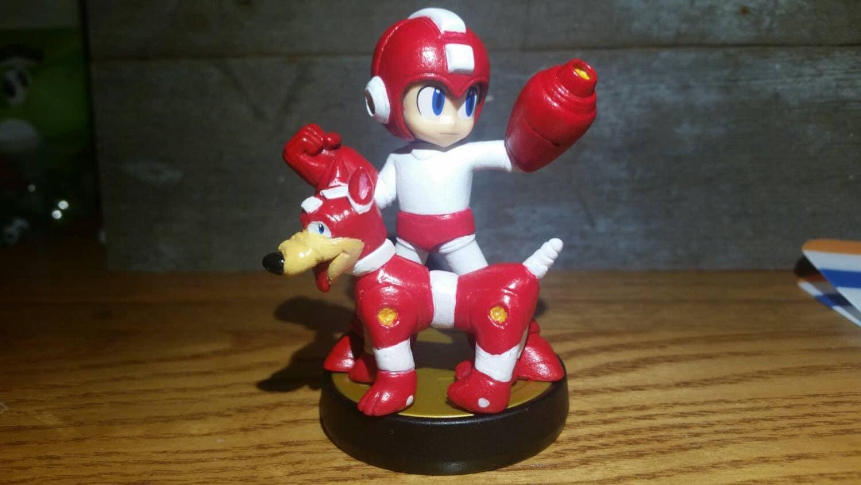 Mega Man Amiibo Deals On 1001 Blocks