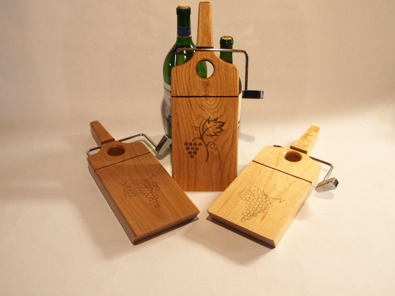 Magic Wine Bottle Holder Wood Magical Floating Wine Bottle